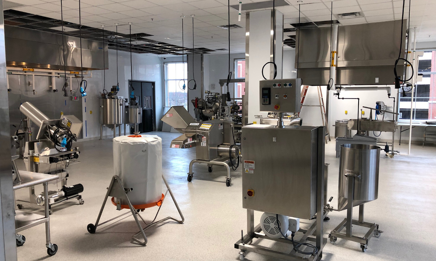 New lab opens in North Carolina to help entrepreneurs grow plant-based food businesses by providing ideation, development, and marketing services