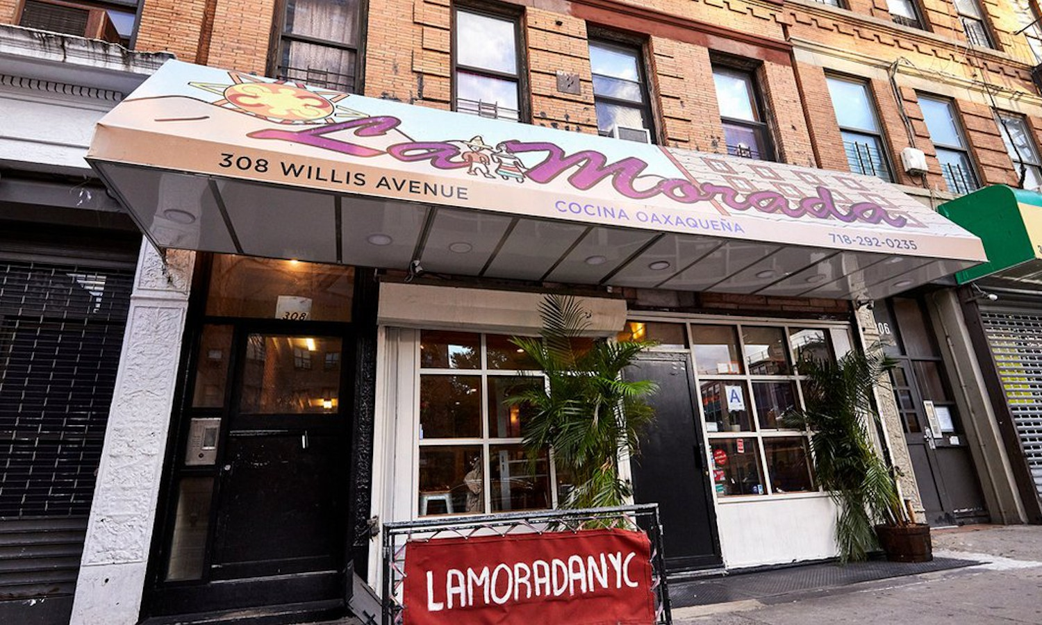 La Morada, a Mexican restaurant in the Bronx, is feeding their community while advocating for immigrants and other marginalized groups.