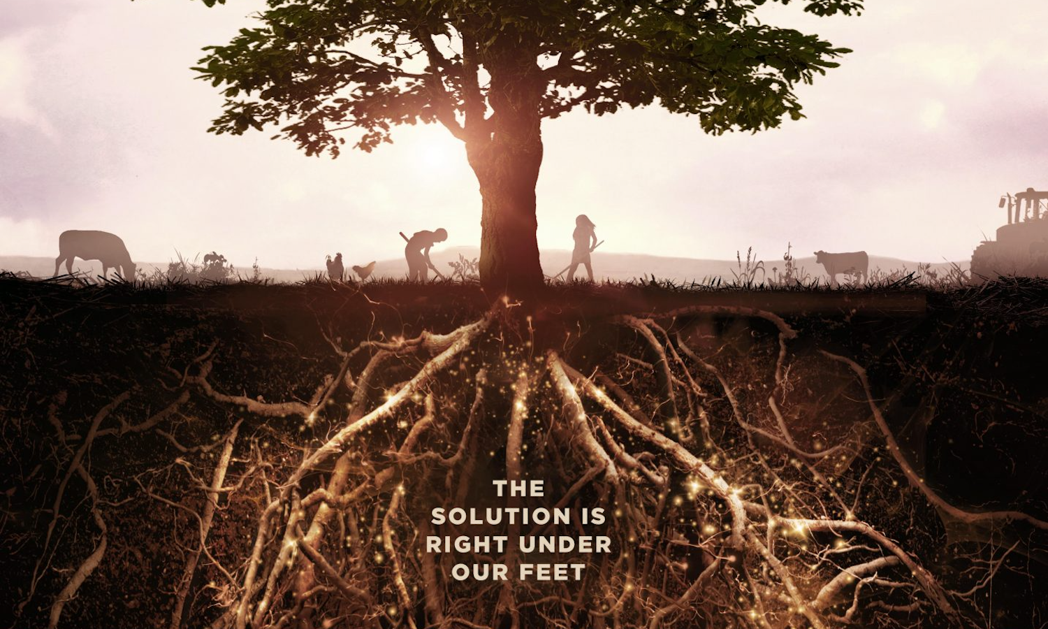 Kiss the Ground, a new film premiering on Netflix September 22, aims to inspire action and soil regeneration