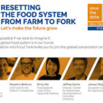 Lineup Announcement: Food Tank's Virtual Summit