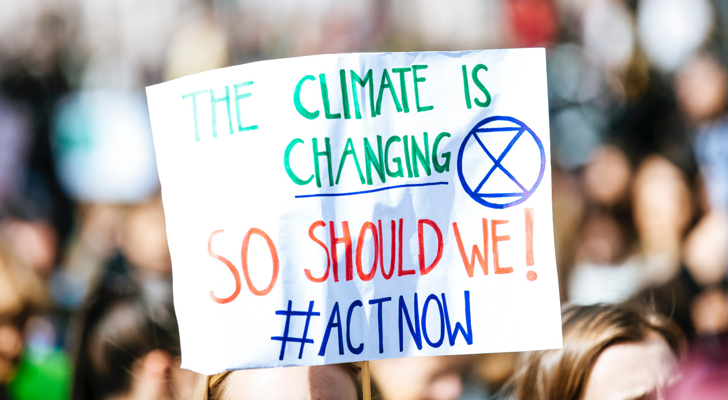 36 climate change organizations that know the climate crisis can't be solved alone.