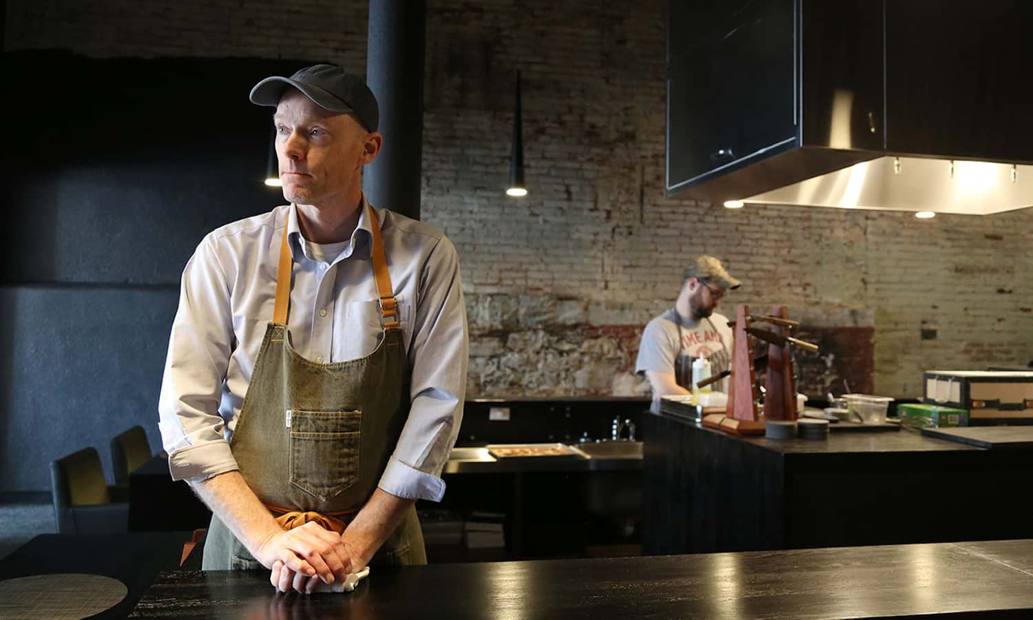 Chef Rob Connoley is trying to tell a more complete story of the Ozarks with his research and restaurant.