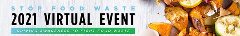 Stop Food Waste 2021 Virtual Event 3