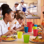 New Report Finds 100 Percent Organic, Plant-Forward School Meals Produce More Than Just Health Benefits