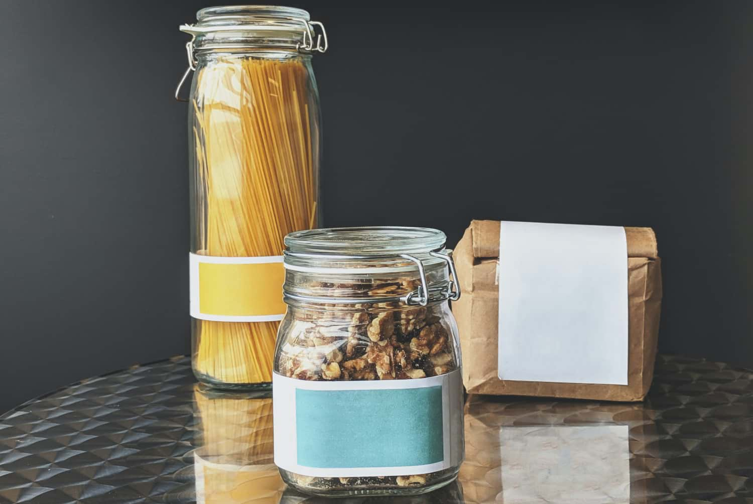 Sun & Swell distributes their organic food products in 100 percent compostable packaging and reusable jars, one of the first companies to do this on a large scale.