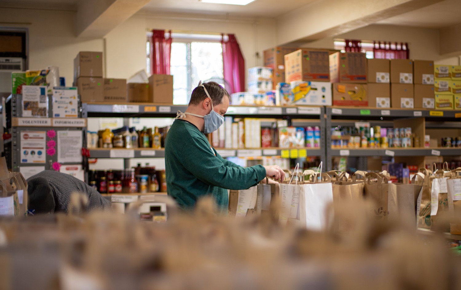 Hunger Relief Organizations Must Reevaluate Efforts, says Duke University and WhyHunger Study