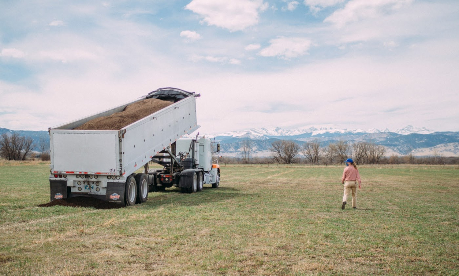 Participating restaurants in Colorado are donating one percent of their meal to support local climate farming projects with Restore Colorado.